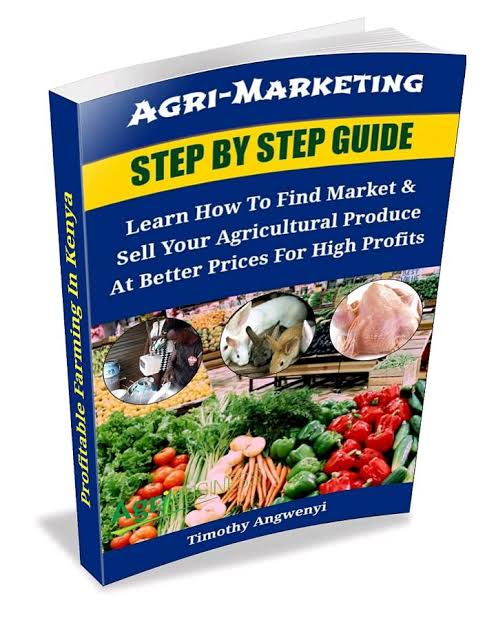 AGRI-MARKETING STEP BY STEP -TIMOTHY ANGWENYI