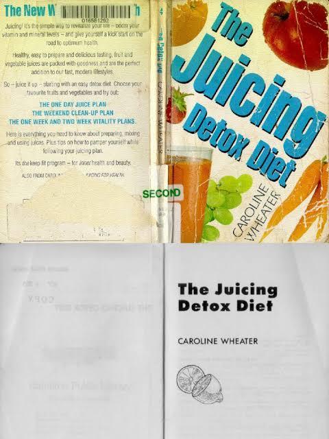 THE JUICING DETOX