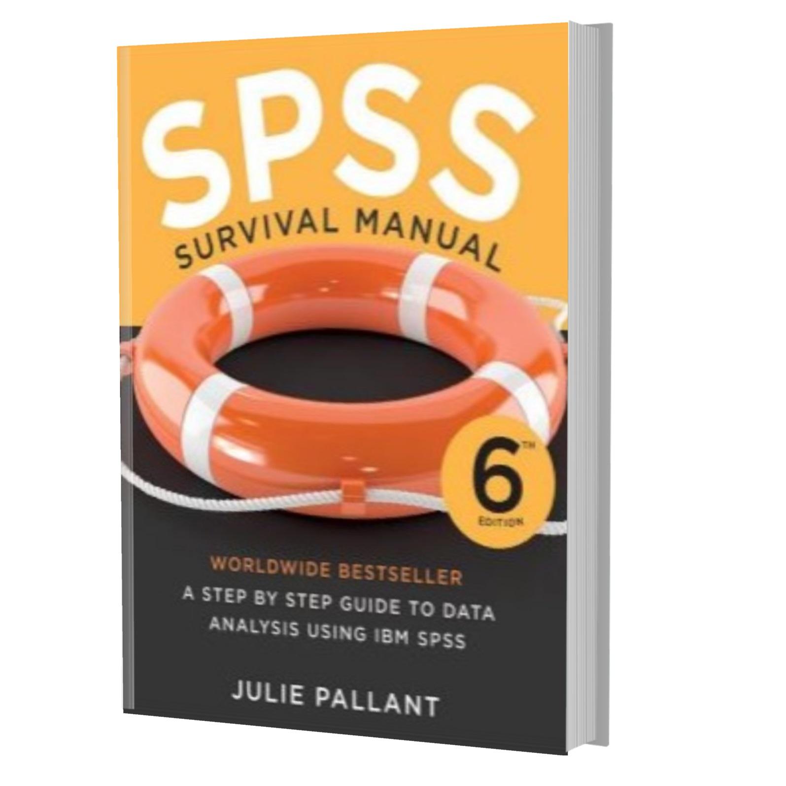 SPSS Survival Manual - Julie Pallant